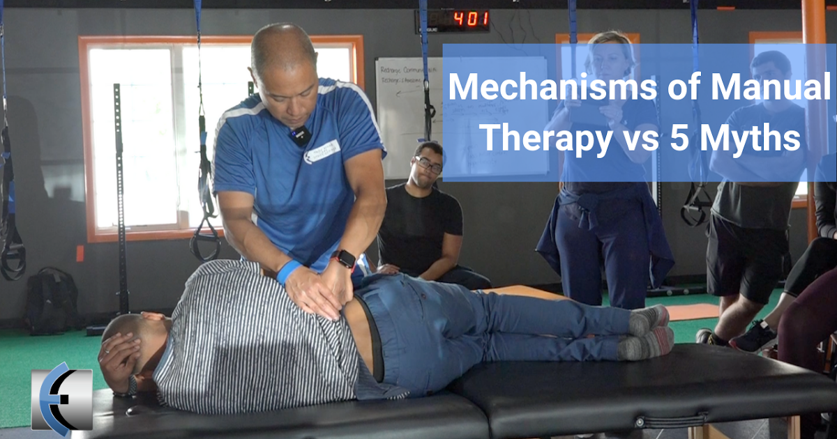 Photo of Top 5 Fridays! 5 mechanisms of manual therapy vs 5 myths | Modern Manual Therapy Blog