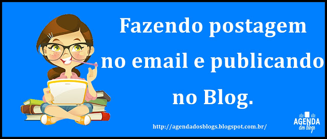 Como fazer uma postagem do blog no email