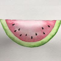 watercolor7 - Freeform Friday: Watercolor the Easy Way - Sara Berrenson + A GIVEAWAY