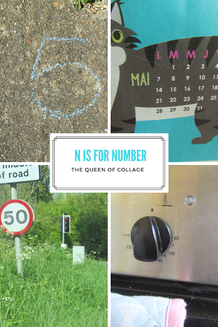 N is for Number