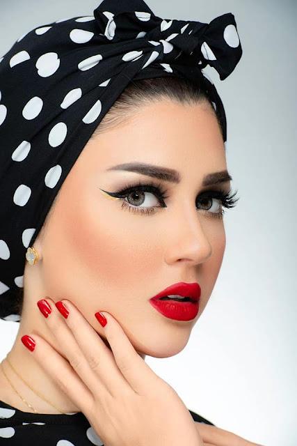 """زينب عبدالرحمن خلف تحضر لبرنامجها الجديد """" زينة """" في أول يوليو"""