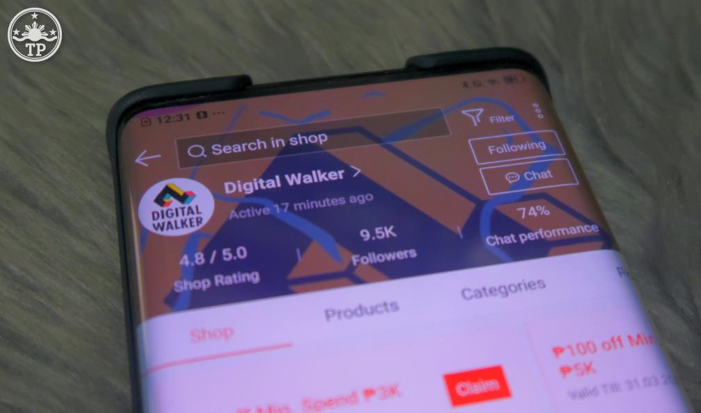 Digital Walker Shopee Store