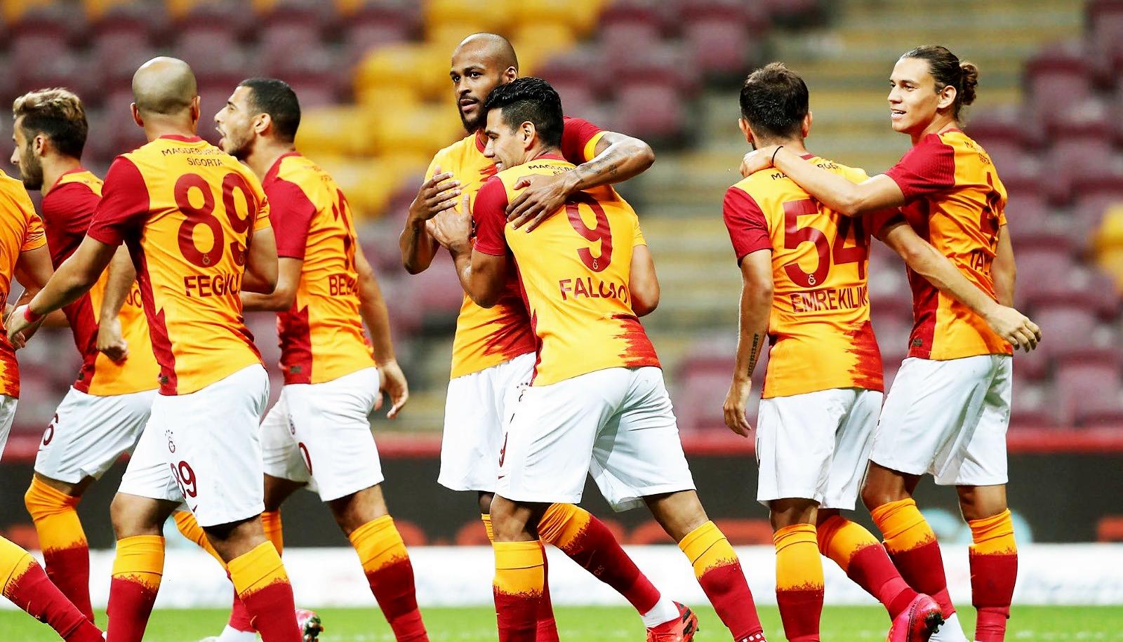 Galatasaray'a 4.5 milyon TL'lik gelir!