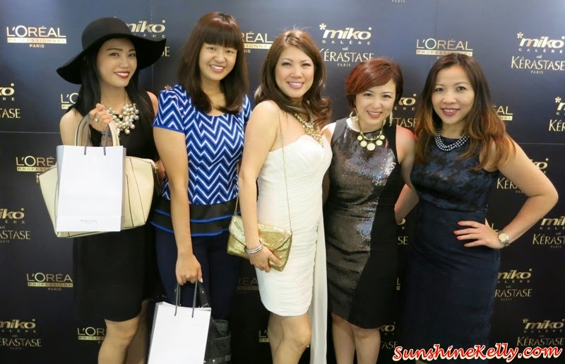 Grand Opening of Miko Galere with Kerastase, Miko Galere, Miko Hair Studio, Pavilion Beauty Hall