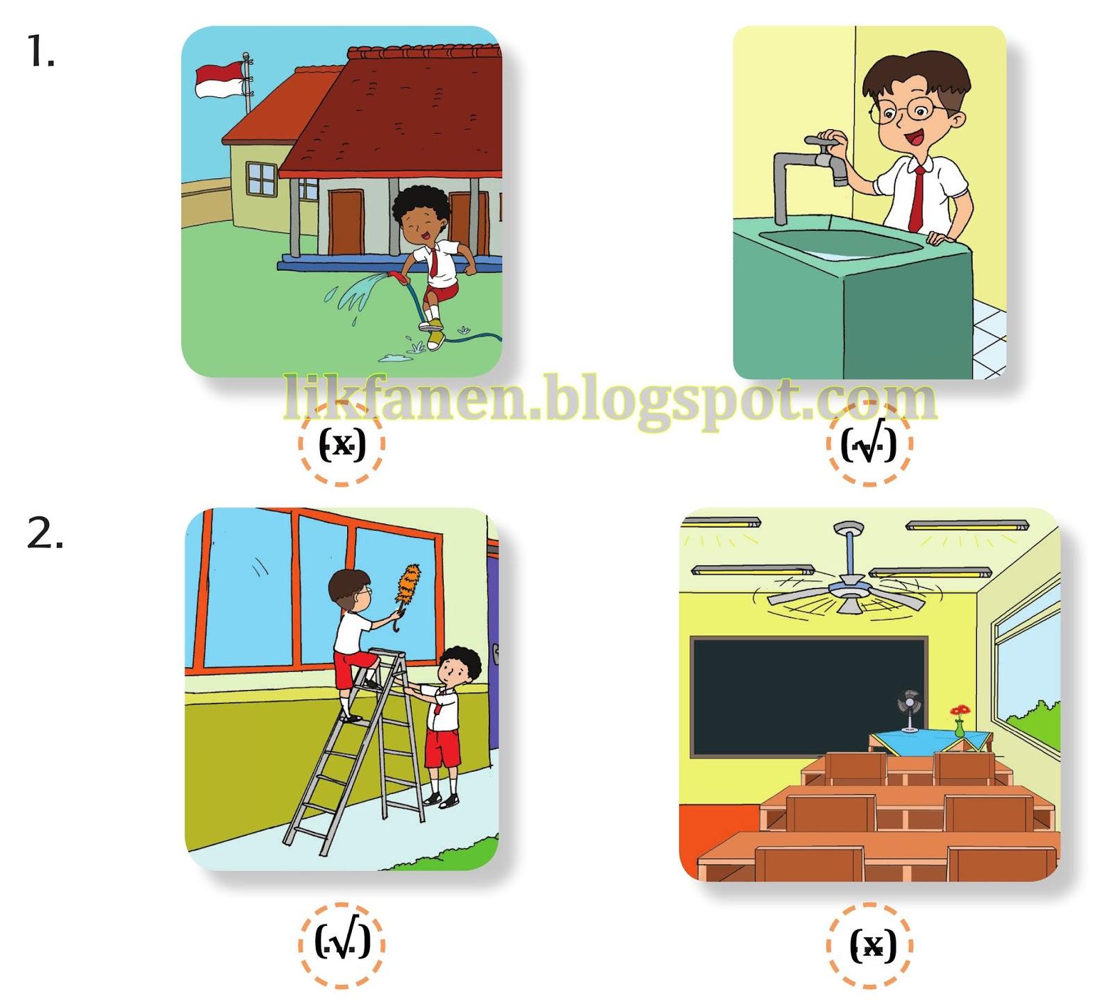 Kunci Jawaban Tema 3 Kelas 6 Halaman 90