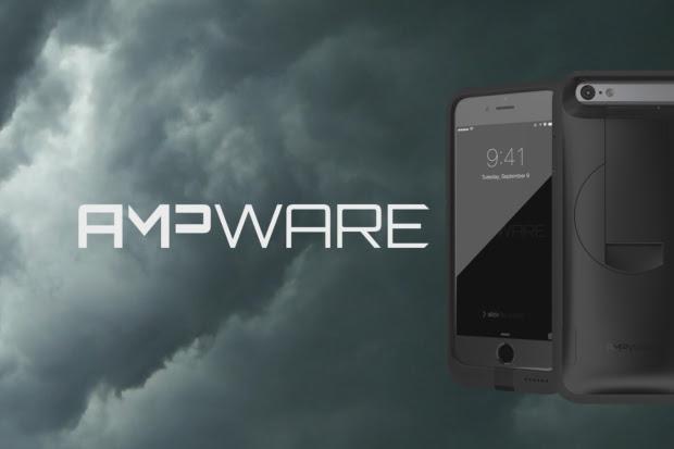 Cukup Diengkol, Casing Ini Bisa Mengisi Baterai Smartphone