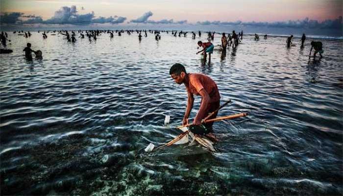 Bau Nyale, Tradisi Penangkapan Cacing Di Lombok NTB