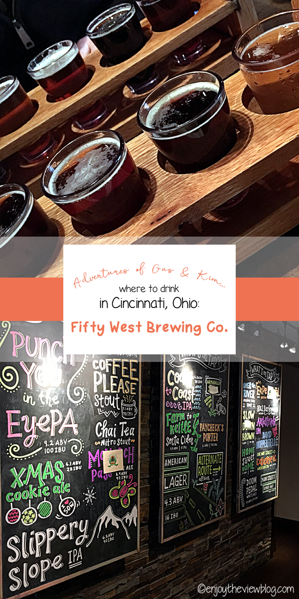 pinnable image of Fifty West Brewing Company