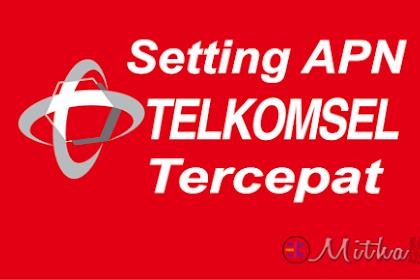 Setting APN Telkomsel tercepat 2019