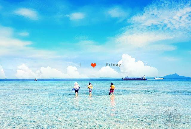เกาะทับ, ทะเลแหวก, กระบี่,
