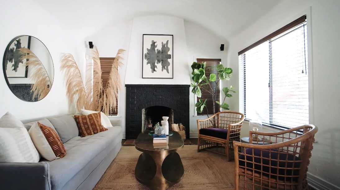 20 Photos vs. 3422 Hollydale Dr, Los Angeles Interior Design Luxury Home Tour