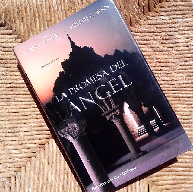 La promesa del ángel de F. Lenoir y V. Cabesos
