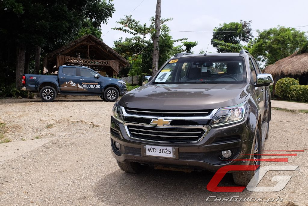 First Drive 2017 Chevrolet Trailblazer And Chevrolet Colorado