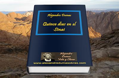 Quince dias en el Sinai - Alejandro Dumas