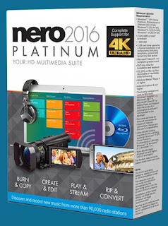 Download Nero 2016 Platinum 17.0.02000 Terbaru Full Patch