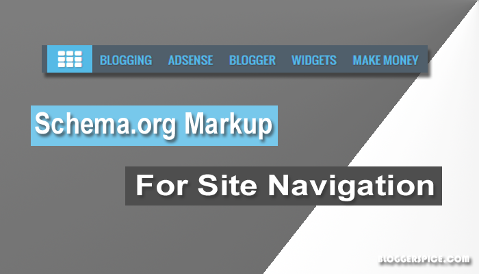 seo friendly blog navigation