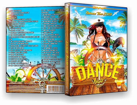 CAPA DVD – Dance Night – ISO