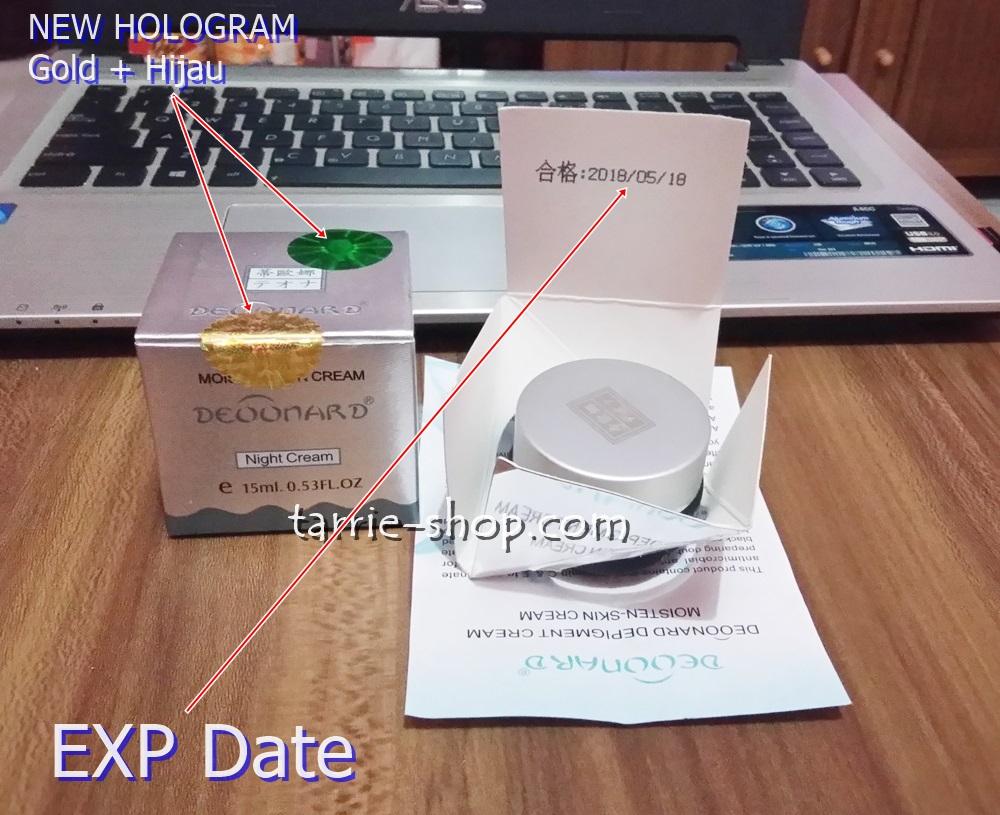 Testimoni Paket Cream Deoonard Gold Silver Soap