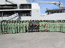 Pangdam XIII Merdeka Sambut Satgas Yonif 711 Penugasan dari Maluku