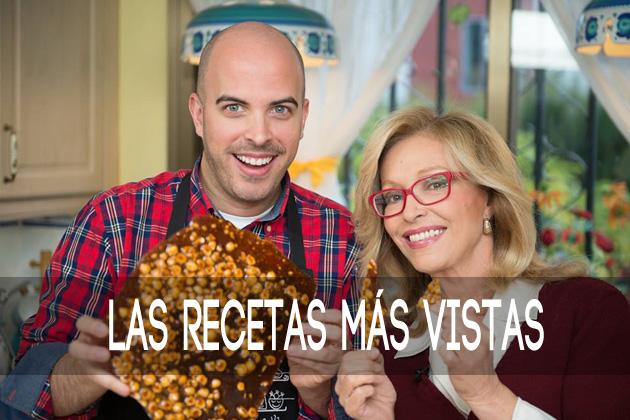 Las recetas de cocina más vistas de El Saber Culinario en En Casa Contigo con Silvia Tortosa