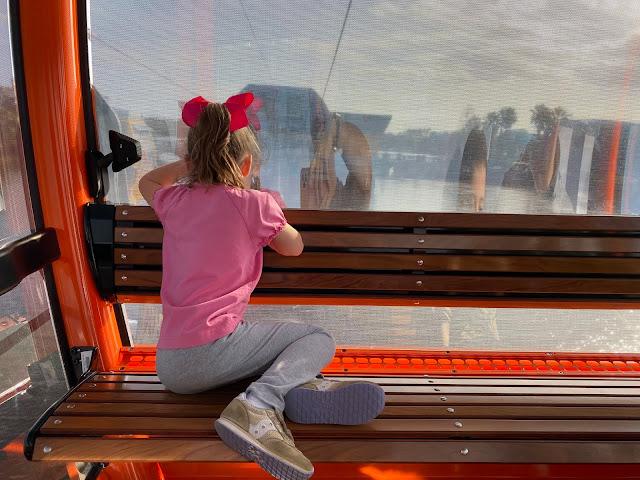 skyliner at Disney world