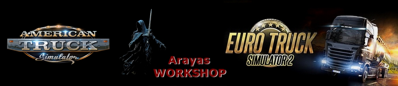 Arayas ETS2 Mods