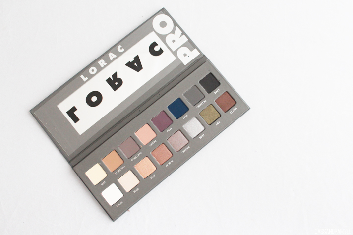 LORAC // Pro Palette 2 | Review + Swatches - CassandraMyee