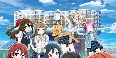 تقرير انمي Love Live! Nijigasaki Gakuen School Idol Doukoukai (حب الحياة! نادي مدرسة نيجيغاساكي الثانوية)