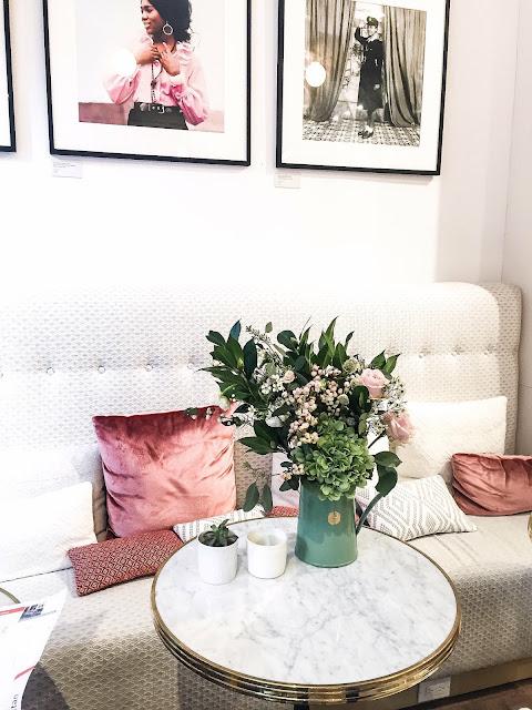 Appartement Sezane New York Paris Store