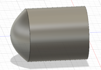 convex shape in fusion 360