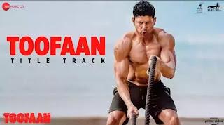 TOOFAAN (Title Track) Lyrics - Toofaan   Farhan Akhtar