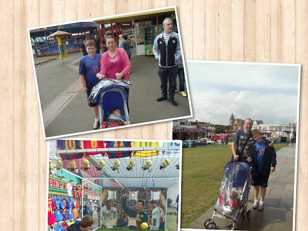 #OurSummerDays Day 24 at Butlins, Skegness - Out and About