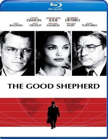The Good Shepherd 2006 720p BluRay Dual Audio In Hindi English
