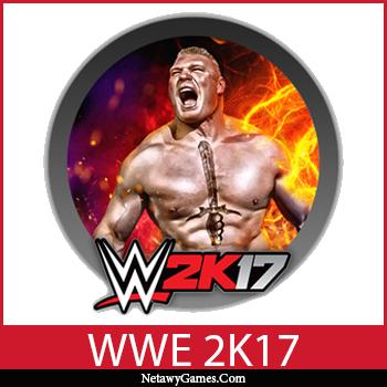 تحميل لعبة المصارعة الحرة للكمبيوتر WWE 2K17 كاملة
