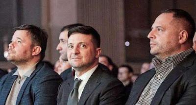 Зеленский уволил Богдана и назначил новым главой своего Офиса Ермака