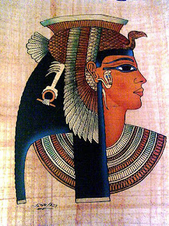 Ancient Egyptian Make-up