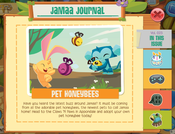 Animal Jam Cake Code