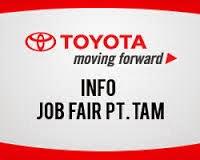 Di buka Kembali Lowongan Kerja Operator Produksi PT Toyota Motor MFG Pada Bulan September Oktober 2015