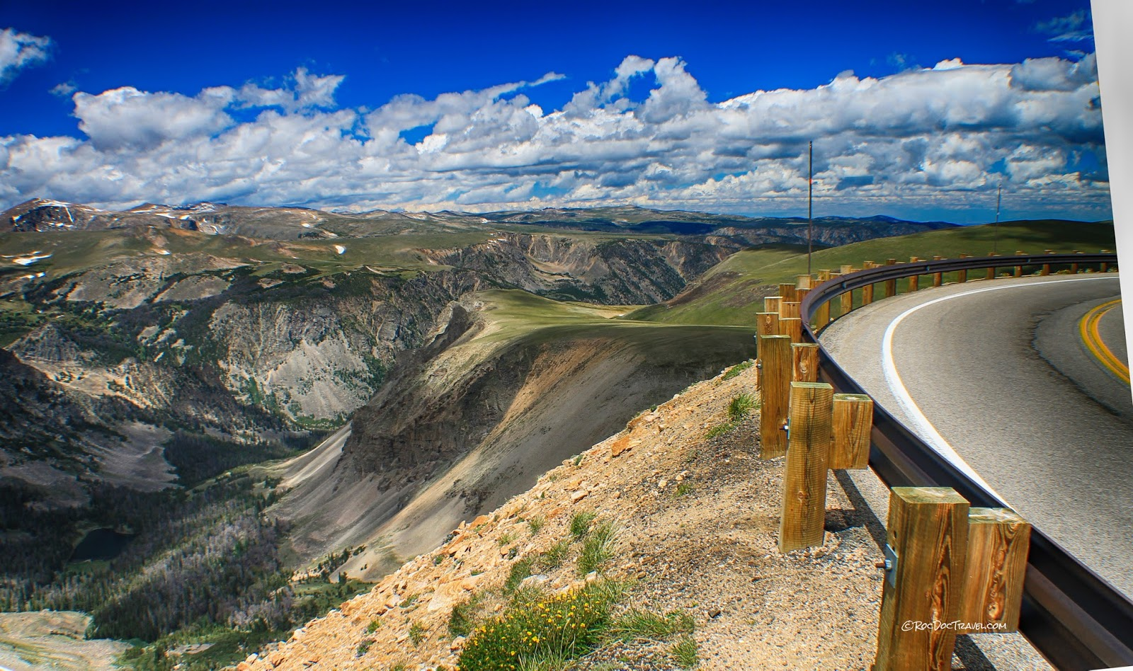 Beartooth highways