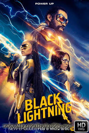 Black Lightning Temporada 4 [1080p] [Latino-Ingles] [MEGA]