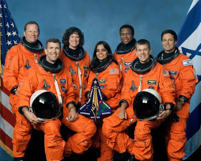 Biography of Kalpana Chawla: