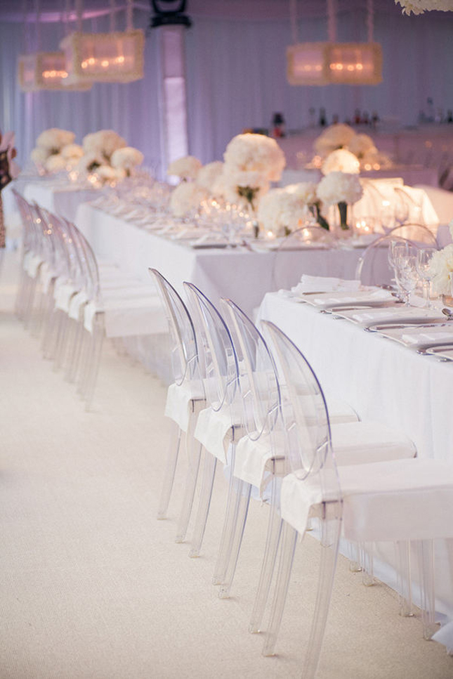 All white wedding decor belle the magazine there is just something really magical about an all white color palette and these photos prove that in the most delicious way junglespirit Gallery