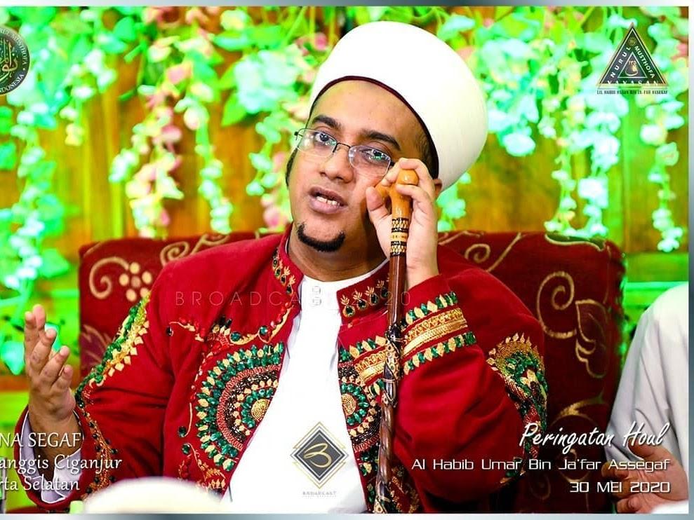 Galeri Open House dan Haul Habib Umar bin Jafar Assegaf