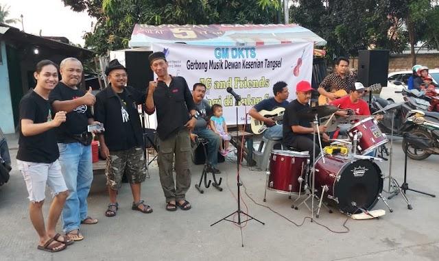 DKTS Era Baru Bersama GM DKTS Gelar Ramadhan Kreatif Ala Seniman