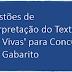 Questões de Interpretação do Texto 'Leis Vivas' para Concurso com Gabarito