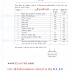 Fee structure of D.El.Ed (डी एल एड  Batch 2016)