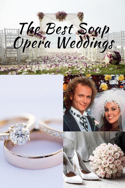 The Best in Soap Opera Weddings