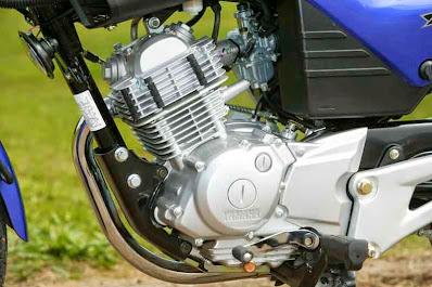 Yamaha YBR 125 175 mpg , fuel economy figures