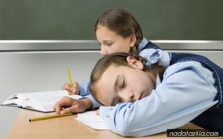 5 Penyebab Anak Menjadi Malas Belajar