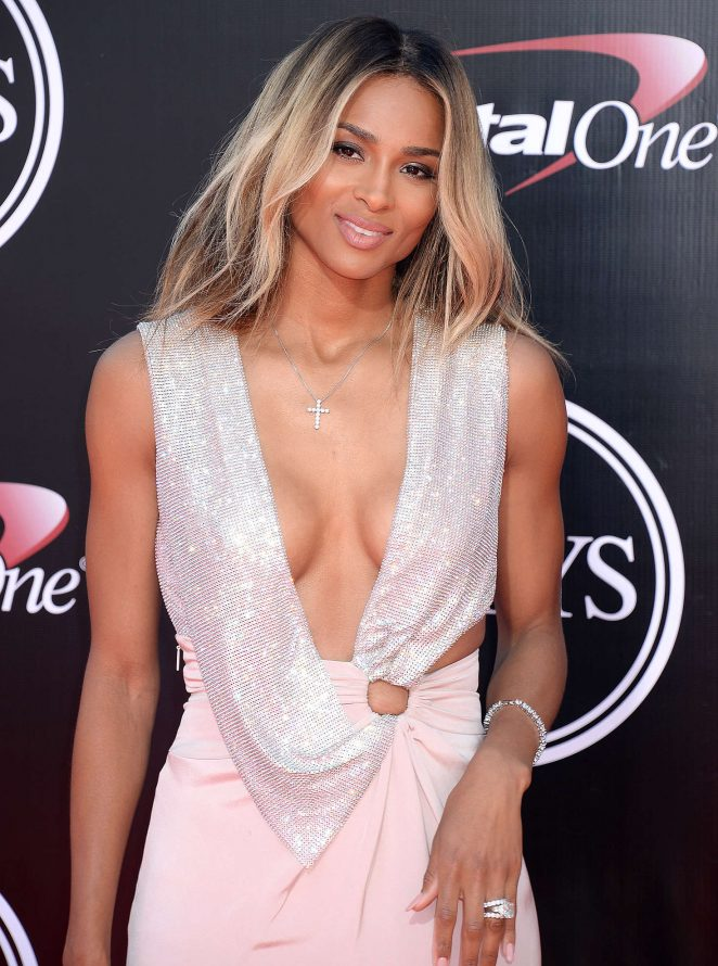 Ciara – ESPY Awards 2016 in Los Angeles